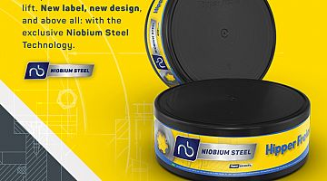 Hipper Freios announces 86 items with Niobium Steel Technology
